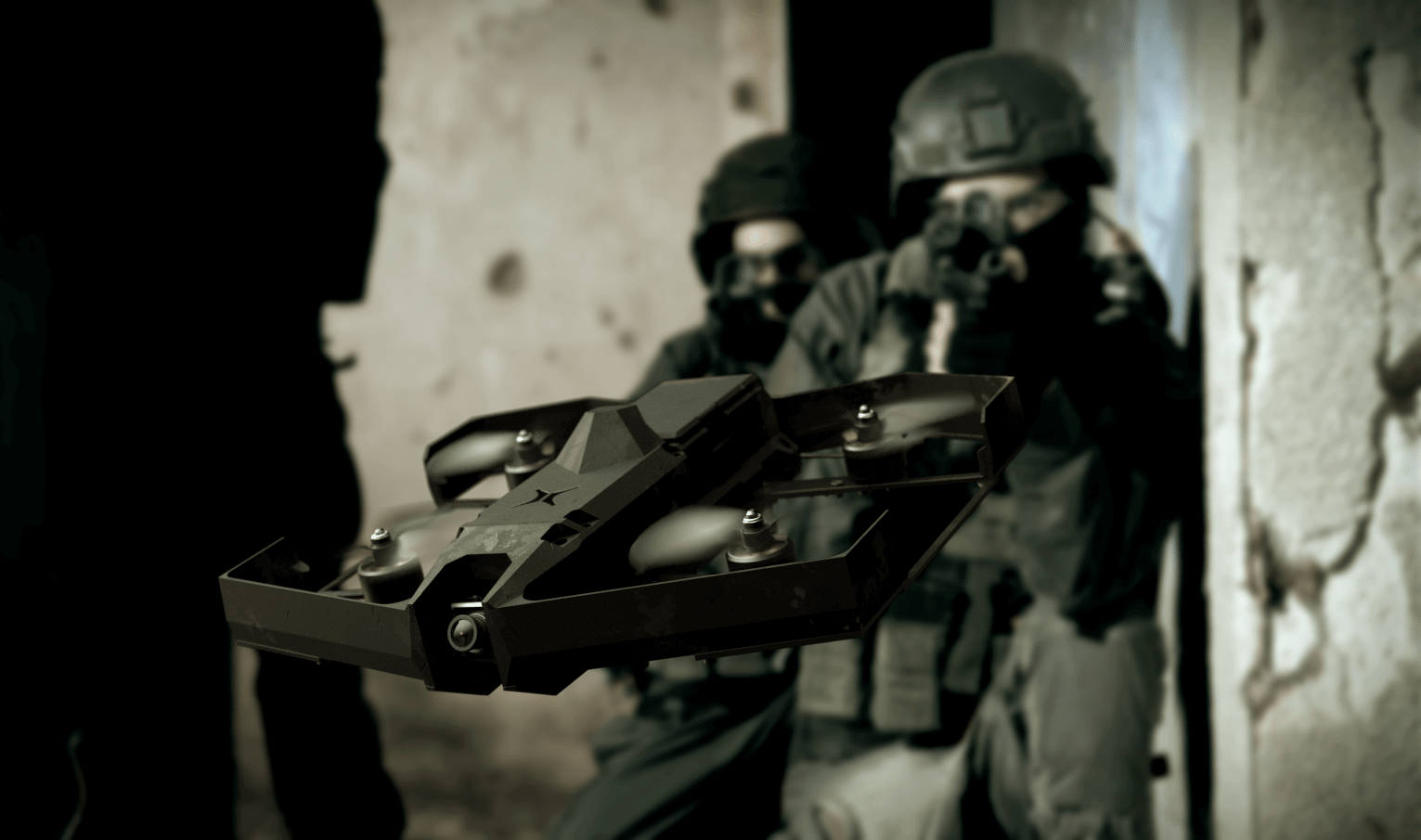 Xtender With Soldiers